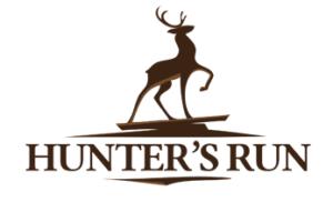 hunter's run logo